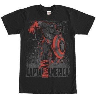 Captain America Shadow Tshirt