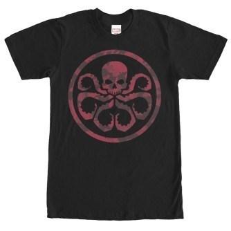 Hail Hydra Camo Print Tshirt