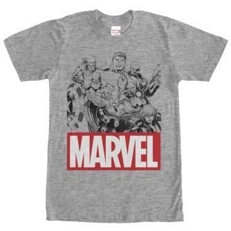 Heroes Classic Logo Tshirt