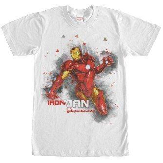 Iron Man Armored Avenger Tshirt