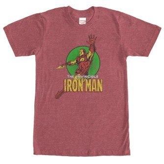 Iron Man Hero Tshirt