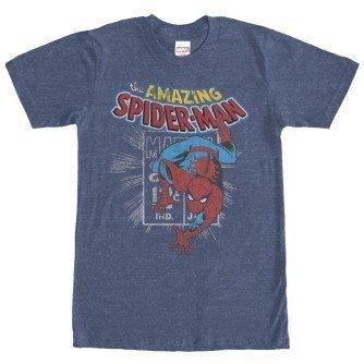 Spider-Man Comic Book Cent Tshirt