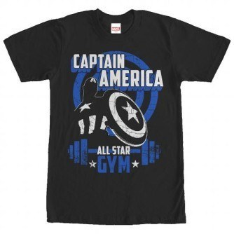American Gym Shirt