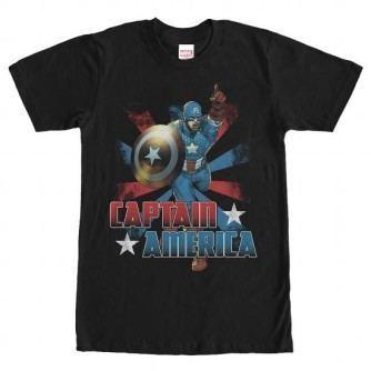 Captain Running Tshirt