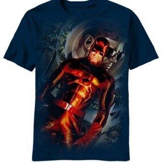 Daredevil Limited Marvel 75th Ann Alex Ross Artwork Shirt