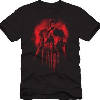 Daredevil Punisher Mash-Up T-Shirt