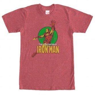 Iron Man Floater Tshirt