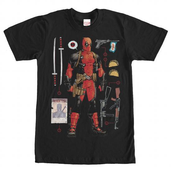 Items Tshirt