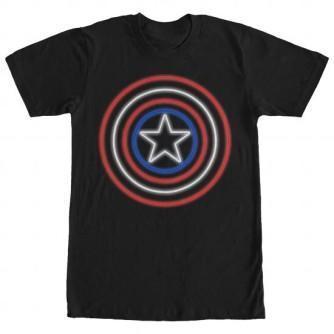 NeonLight Shield Shirt