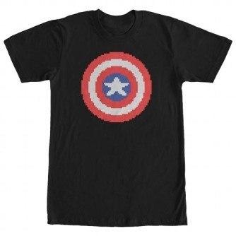 Pixel Shield Shirt