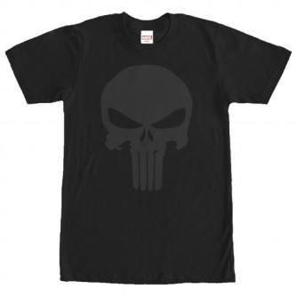 Punisher Black Tshirt