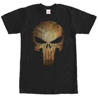 Punisher Real Skull