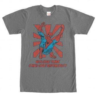 Spiderman Great Power Tshirt