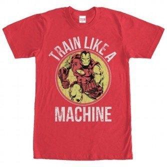 Train Iron Tshirt