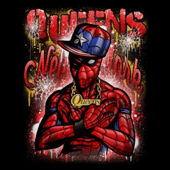 Spidey Queens