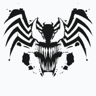 Symbiote Rorschach